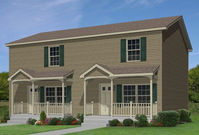 Modular home plans maine source homes realty maine for Modular duplexes