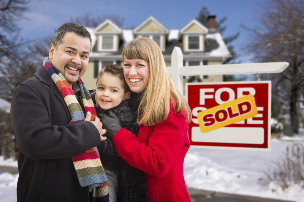 Selling Your Home in the Winter: Tips & Tricks