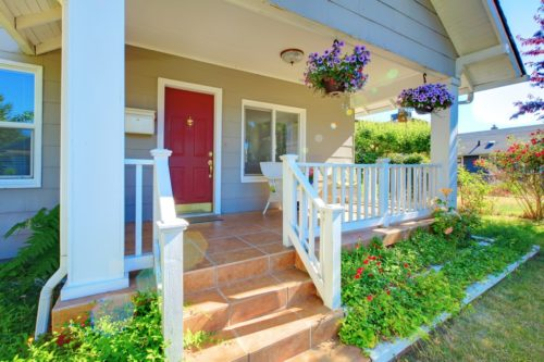 Using Flowers to Enhance Curb Appeal
