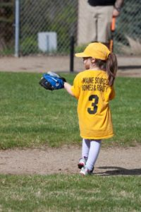 Fostering Youth Growth in Auburn, Maine through T-Ball