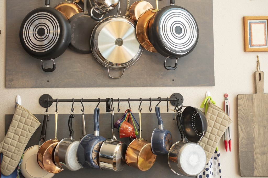 5 Spiffy Ways to Organize Your Kitchen