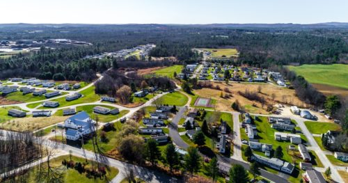 Maine's Most Comfortably Affordable Neighborhood