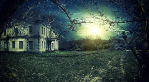 Haunted Houses & Places in the Lewiston-Auburn Area